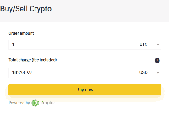 Supports both Fiat and Cryptocurrencies Deposits